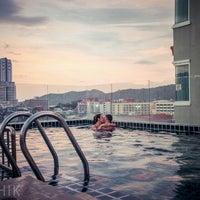 Photo taken at Hallo Patong Hotel & Restaurant by Александр Я. on 2/3/2016