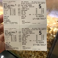 Photo taken at Golden Screen Cinemas (GSC) by Fatin N. on 8/17/2017