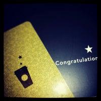 Photo taken at Starbucks by Elanie Mae on 1/9/2014