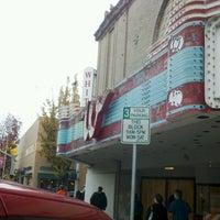 Photo taken at Whiteside Theater by Brett W. on 11/3/2012