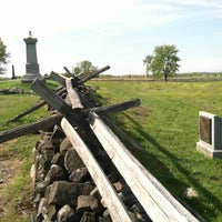 Photo taken at Gettysburg National Military Park by Kerri B. on 5/3/2013