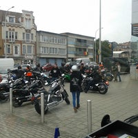 Photo taken at Harley-Davidson Capital Brussels by Kurt S. on 9/26/2013