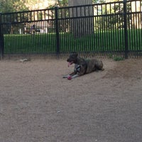 Photo taken at Loring Park Off-Leash Recreation Area by Sara on 5/25/2014