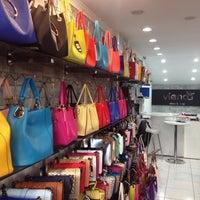 Photo taken at Vienca shoes & Bags by Ozan emrah Ö. on 4/24/2015