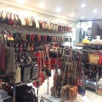Photo taken at Vienca shoes & Bags by Ozan emrah Ö. on 1/20/2015