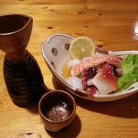 Photo taken at Umezono Japanese Restaurant by Li L. on 3/22/2013