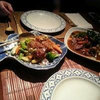 Photo taken at Siam Square Thai Cuisine by Li L. on 7/14/2013