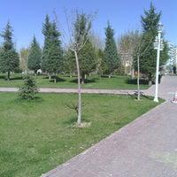 Photo taken at Saray Bosna Parkı by Ceren K. on 4/5/2013