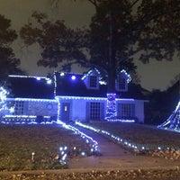 photo taken at prestonwood forest neighborhood by sreenadh d on 12262013 - Prestonwood Forest Christmas Lights