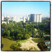 Photo taken at Детская Площадка Ахматовой 24 by Sereja V. on 8/13/2013