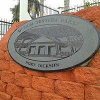Photo taken at Kem Tentera Port Dickson by AHZ 👸 on 12/21/2013