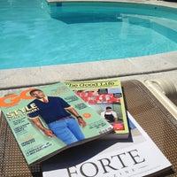 Photo taken at Logos Hotel by Arne V. on 7/16/2014