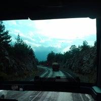Foto scattata a Akseki Dağları da R.T il 9/19/2013