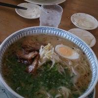 Photo taken at えびすラーメン by XXAR on 3/16/2014