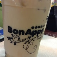 Photo taken at Bon AppeTEA - Salinas by Michiko Yap💋 on 12/15/2012