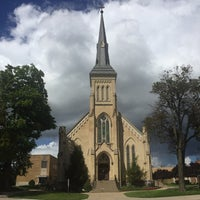 Photo taken at St James Church by Vera U. on 8/21/2016