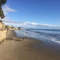 Photo taken at Isla Vista Beach by Vera U. on 12/31/2016