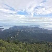Photo taken at Mt. Tam West Peak by Vera U. on 11/6/2016