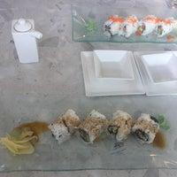 Photo taken at Amici Sushi by Vera U. on 7/24/2017