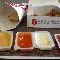 Photo taken at Chick-fil-A by Victoria G. on 3/1/2013