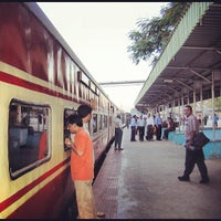 Photo taken at Bangalore City Junction Railway Station by Felio on 11/28/2012