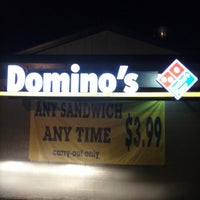 Photo taken at Domino's Pizza by Robert B. on 10/13/2013