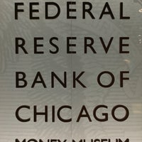Photo taken at Federal Reserve Bank of Chicago by Jonathan F. on 10/21/2015
