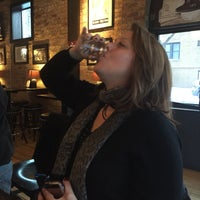 Photo taken at Roscoe Village Pub by Babs on 2/11/2018