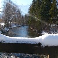 Photo taken at Landesmusikschule Hinterstoder by Megumi U. on 1/29/2014