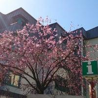 Photo taken at Liezen by Megumi U. on 3/29/2014