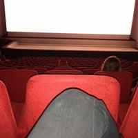 Photo taken at Cinéma Le Grand Palais by Aurélie on 11/19/2012
