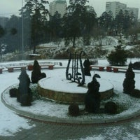 Photo taken at Детская Школа Искусств by Роман Ч. on 12/15/2015