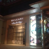 Photo taken at BVLGARI by Ahmed A. on 12/5/2012