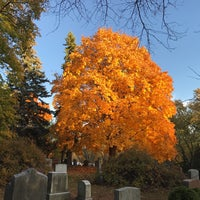Photo taken at Park Lawn Cemetery by Tara S. on 11/5/2016