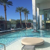 Photo taken at Drift Spa at Palms Place by Tara S. on 10/31/2015