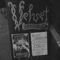 Photo taken at Velvet Underground by Tara S. on 8/30/2015