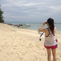 Photo taken at Watercolours Resort & Dive Centre by Amily B. on 5/25/2013