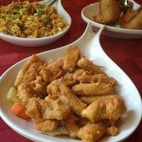 Photo taken at Indian Garden Restaurant by Angela P. on 7/1/2013