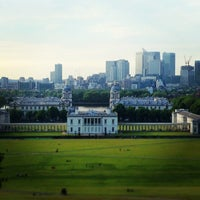 Photo taken at Greenwich Park by Susa L. on 6/7/2013