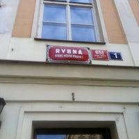 12/14/2012에 Sergey R.님이 Grand Hotel Bohemia에서 찍은 사진
