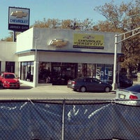 Photo taken at Chevrolet of Jersey City by Adam R. on 10/22/2012
