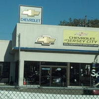 Photo taken at Chevrolet of Jersey City by Adam R. on 10/1/2012