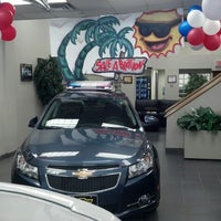 Photo taken at Chevrolet of Jersey City by Adam R. on 10/8/2012
