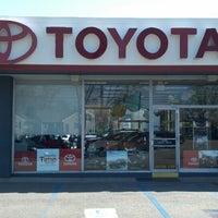 Photo taken at Glen Toyota by Adam R. on 4/26/2013