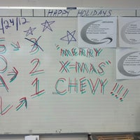 Photo taken at Chevrolet of Jersey City by Adam R. on 12/24/2012