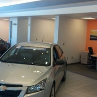 Photo taken at Chevrolet of Milford by Adam R. on 1/10/2013