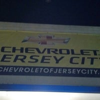 Photo taken at Chevrolet of Jersey City by Adam R. on 1/7/2013