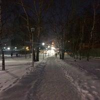 Photo taken at Аллея by Nastasia I. on 1/26/2015