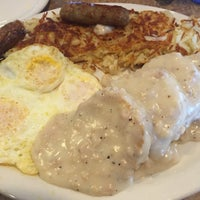 Photo taken at Patty's Eggnest & Turkey House in Arlington by Jessica S. on 7/19/2015