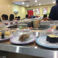 Photo taken at Sushi King by muizz a. on 8/31/2017
